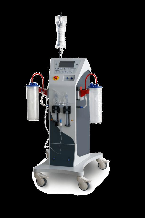 Innowacyjna technologia leczenia